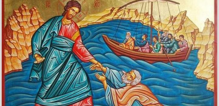 Ζωντανά: Κυριακή Θ΄ Ματθαίου – Όρθρος & Θεία Λειτουργία  (Live streaming)