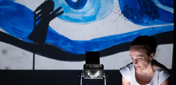 """Θέατρο Χώρος: """"Ο Λάμπρος"""" του Διονύσιου Σολωμού σε σκηνοθεσία Έλενα Μαυρίδου – Δείτε το teaser"""