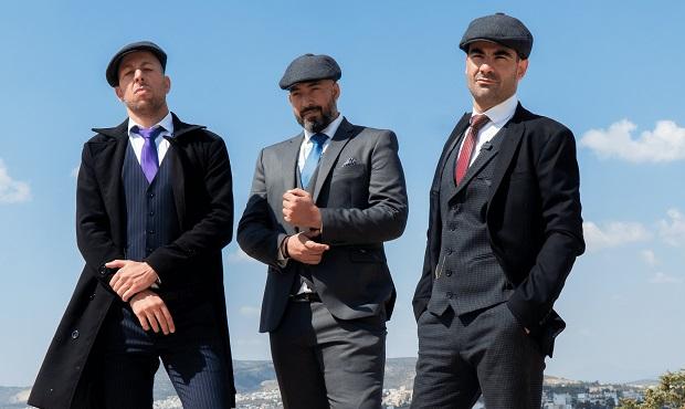 Πρεμιέρα για τις «Απλές Κουβέντες» by Men of Style, τη Δευτέρα 4 Οκτωβρίου, στις 00:30, στο OPEN