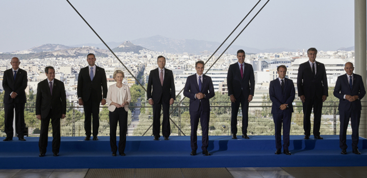 EUMED 9: Η Διακήρυξη των Αθηνών για την κλιματική αλλαγή και το περιβάλλον στη Μεσόγειο