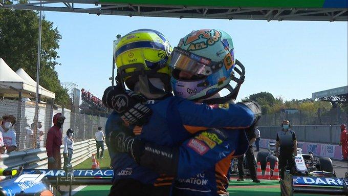 Formula1: H McLaren νικήτρια στο Γκραν Πρι της Ιταλίας – Ρικάρντο και Νόρις το 1-2