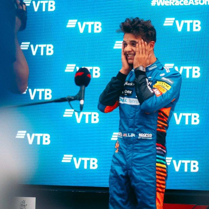 Formula 1: Ο Λάντο Νόρις την pole position στο Σότσι