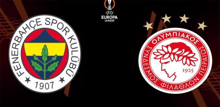 LIVE: Φενέρμπαχτσε – Ολυμπιακός (UEFA Europa League)