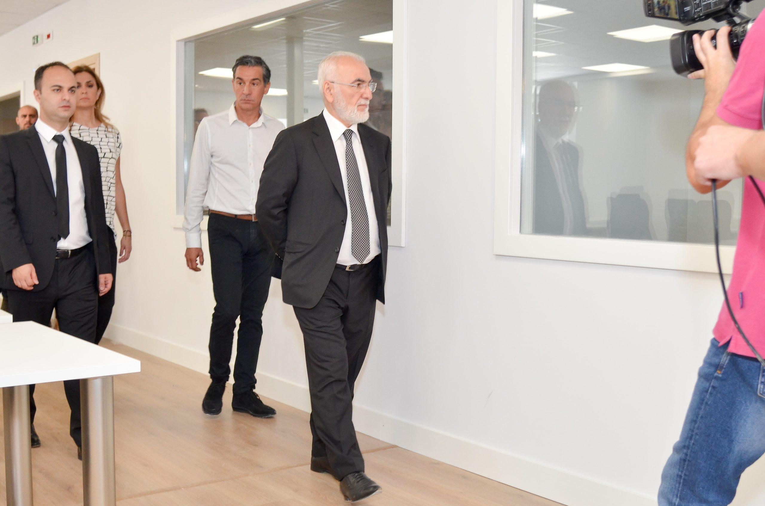 Ιβάν Σαββίδης: Δεν πουλάω ούτε τον ΠΑΟΚ, ούτε το Open