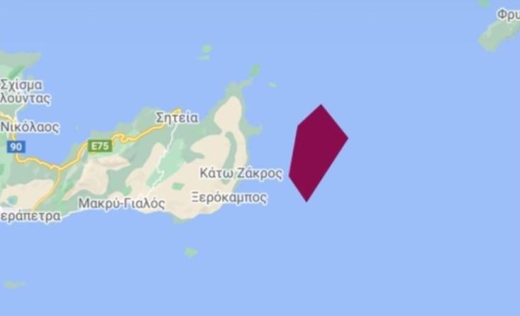 Νέα ελληνική Navtex: Το Nautical Geo συνεχίζει κόντρα στις τουρκικές προκλήσεις [χάρτες]