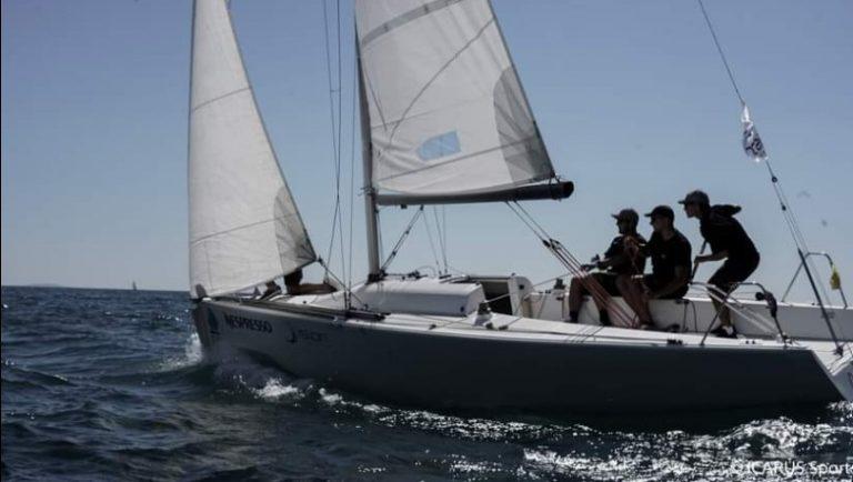 Μάντης – Καγιαλής: Ξανά στην κορυφή του Hellenic Match Racing Tour