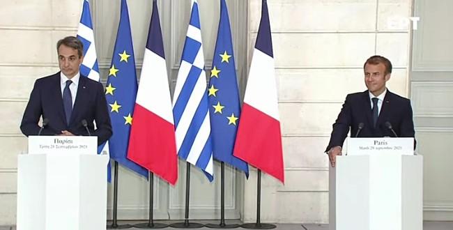 Αμυντική συμφωνία Ελλάδας – Γαλλίας: Στρατιωτική συνδρομή, φρεγάτες και Rafale