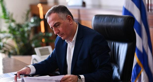 Στ. Καλαφάτης: «Εργαζόμαστε για μια έξυπνη και πράσινη Θεσσαλονίκη, ελκυστική για επενδυτές και επισκέπτες»