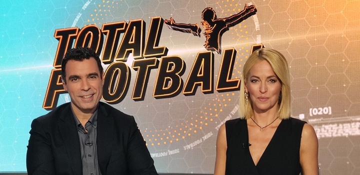 Total Football: Κυριακή στις 23:00 με Βρύζα-Μπορμπόκη για το ντέρμπι «δικέφαλων»