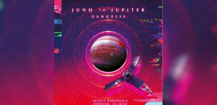 """Vangelis: Το νέο άλμπουμ """"JUNO TO JUPITER"""" & η NASA!"""
