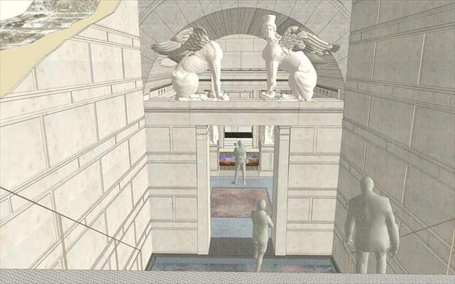 Αμφίπολη: Εγκρίθηκαν οι μελέτες κατασκευής εξωτερικού κελύφους και διαδρομών επίσκεψης (video)