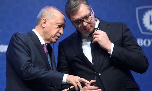 Αγκαλιά η Σερβία με την Τουρκία!