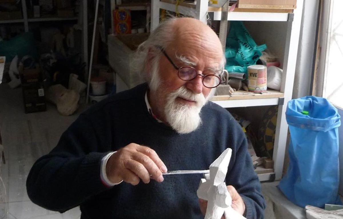 «Έφυγε» από τη ζωή ο γνωστός γλύπτης Γιώργος Καλακαλλάς