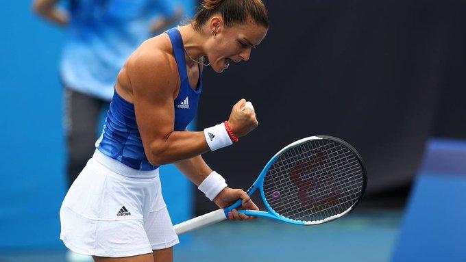 Στον τελικό του Ostrava Open η Μαρία Σάκκαρη