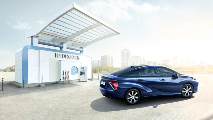 Έρχεται σχέδιο για αυτοκίνητα με υδρογόνο – Τι εξετάζει η κυβέρνηση