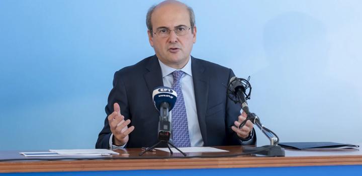Κ. Χατζηδάκης: Πρώτο ένσημο με ρήτρα διατήρησης των θέσεων εργασίας