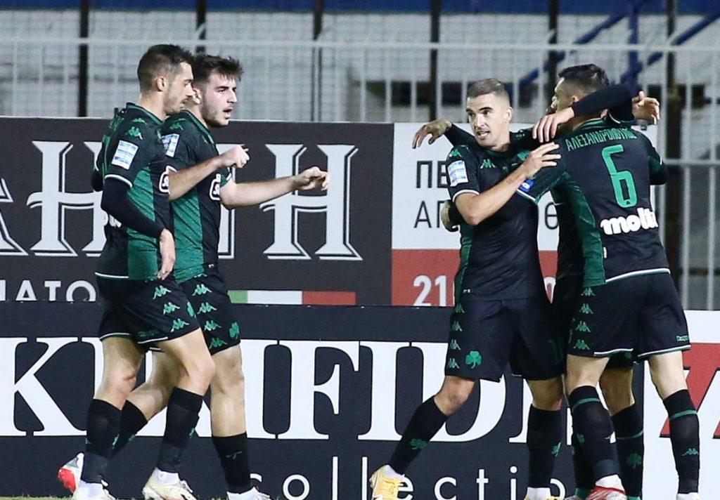 """Στους """"16"""" ο Παναθηναϊκός – 1-0 τον Ατρόμητο"""
