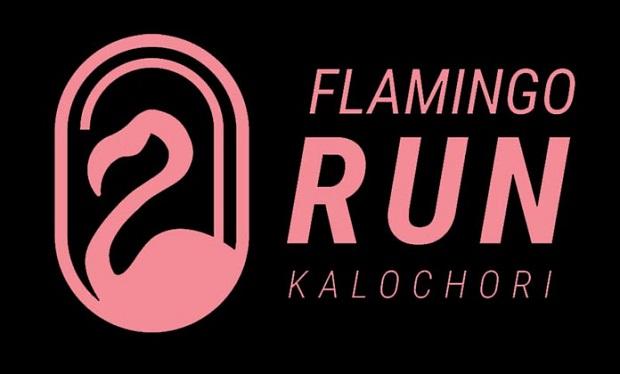 H Περιφέρεια Κεντρικής Μακεδονίας τρέχει στο 1ο Flamingo Run!