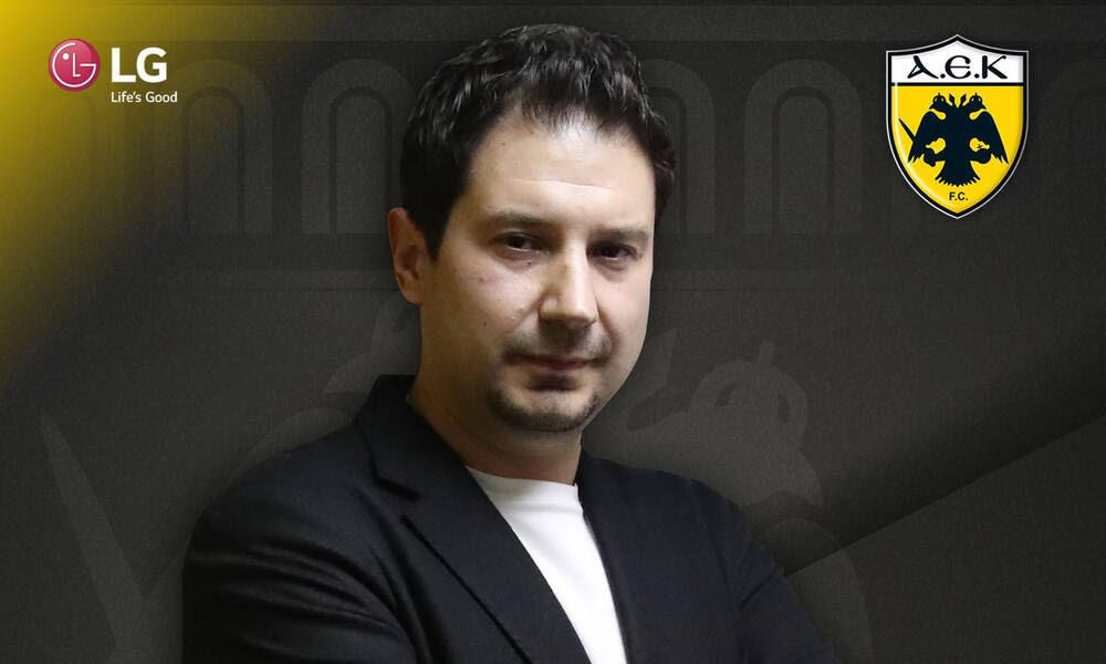 Ο Αργύρης Γιαννίκης ο νέος τεχνικός της ΑΕΚ