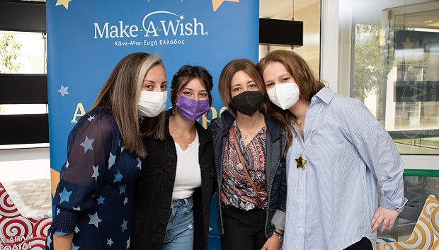 Make-A-Wish: Κάθε αστέρι κρύβει αγάπη και ευχές και καλεί τους μαθητές να στείλουν τις ευχές τους στα παιδιά ευχής