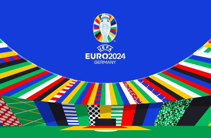 Η UEFA παρουσίασε το logo του EURO 2024