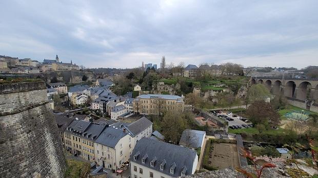 Το HAPPY TRAVELLER στο Λουξεμβούργο