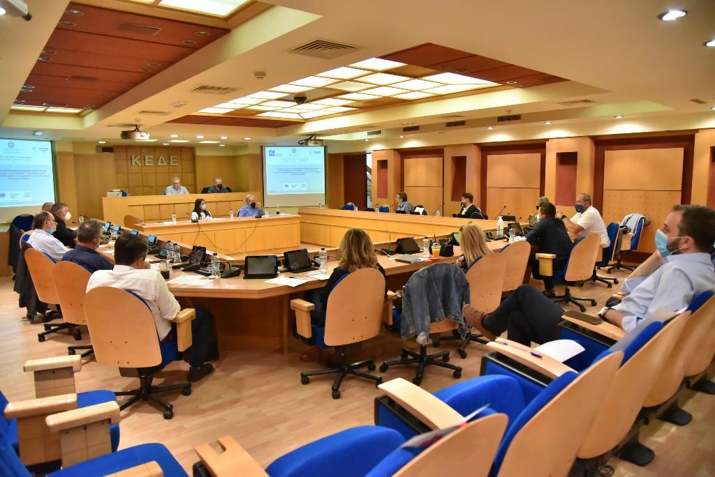 Τι εισηγείται στο συνέδριο της ΚΕΔΕ για τον ψηφιακό μετασχηματισμό των δήμων η Επιτροπή Οργάνωσης και Ηλεκτρονικής Διακυβέρνησης