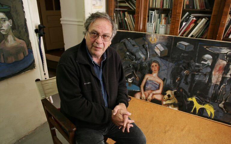 Έφυγε απο τη ζωή ο ζωγράφος και σκηνοθέτης Κυριάκος Κατζουράκης