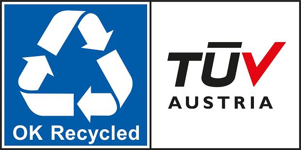 OK Recycled: Νέο Σχήμα Πιστοποίησης της TÜV AUSTRIA Οδηγεί την Αειφόρο Ανάπτυξη
