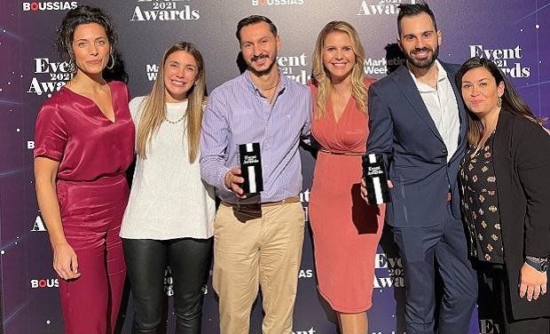 Διακρίσεις για τον ΟΠΑΠ στα Event Awards 2021 – Βραβεύτηκε για τις δημιουργικές και καινοτόμες εκδηλώσεις στο δίκτυο καταστημάτων του