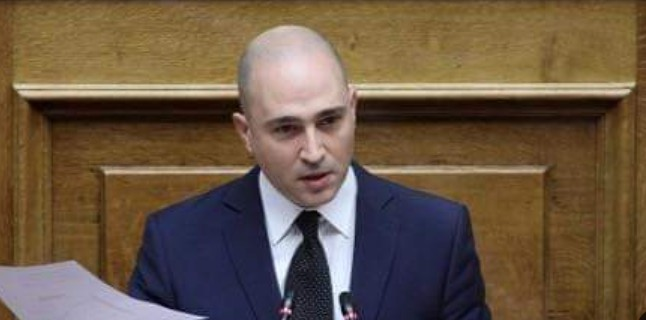 Εκτός Κ.Ο. της ΝΔ ο Κ. Μπογδάνος – Έντονη αντίδραση του Ν. Δένδια στη βουλή σε αναφορές του βουλευτή για τον εμφύλιο
