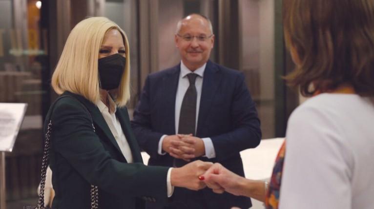 Φ. Γεννηματά – Σύνοδος Ευρωπαίων Σοσιαλιστών: Να προχωρήσει η ένταξη των χωρών των Δ. Βαλκανίων