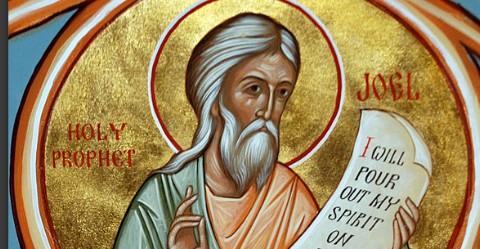 Προφήτης Ιωήλ: Βιογραφία – Ζωντανά η Θεία Λειτουργία