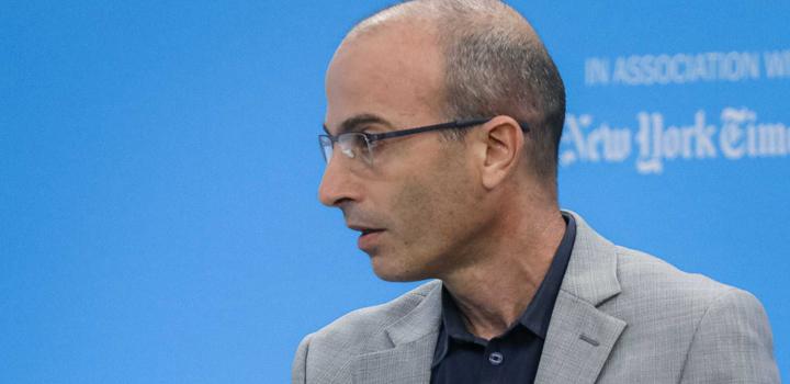 YuvalNoahHarari: Η τεχνολογία αλλάζει τους κανόνες του παιχνιδιού στη γεωπολιτική σκακιέρα