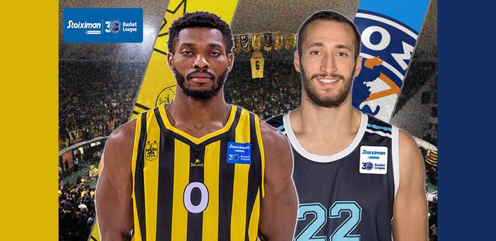 LIVE: Άρης – Κολοσσός _ Basket League – Τι λέει η στατιστική (ΕΡΤ Sports1)