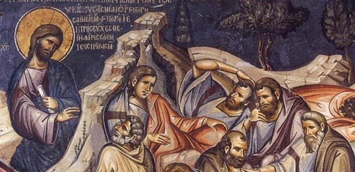 Ζωντανά: Κυριακή Β' Λουκά – Όρθρος & Θεία Λειτουργία – Άγιος Διονύσιος ο Αρεοπαγίτης