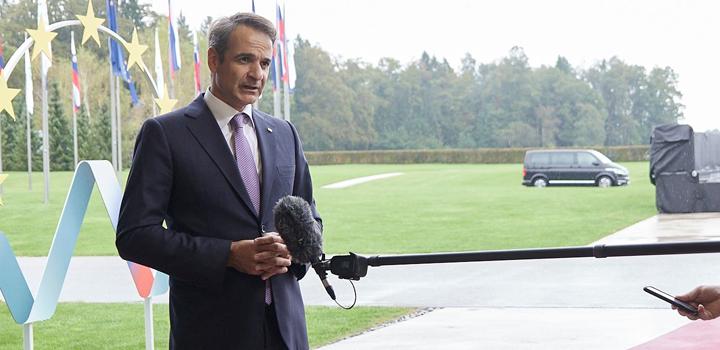 Στις Βρυξέλλες για τη Σύνοδο Κορυφής ο πρωθυπουργός – Ποια θέματα είναι στην ατζέντα
