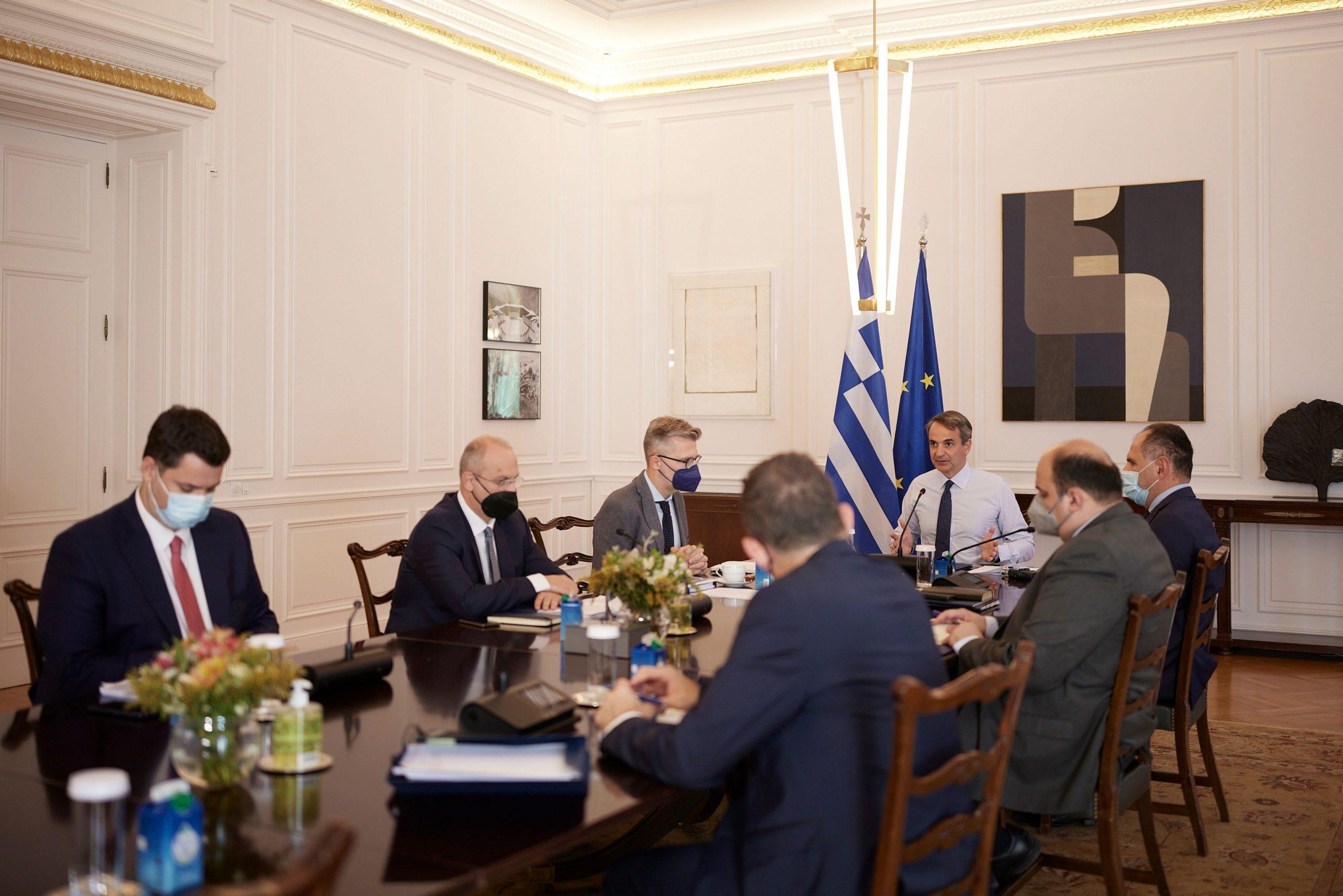 Κ. Μητσοτάκης στο υπουργικό συμβούλιο: Πολυσήμαντη η αμυντική συμφωνία με τη Γαλλία – Εκλογές στο τέλος της τετραετίας