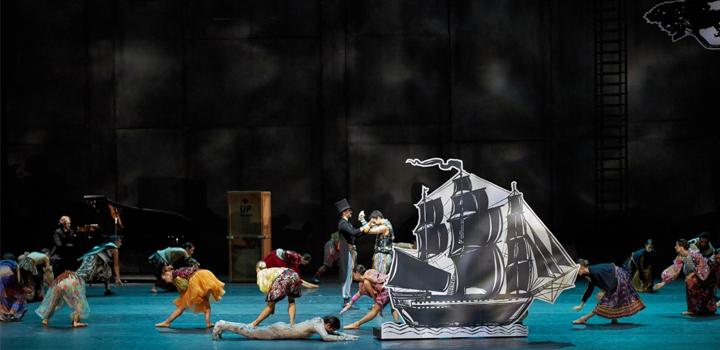 Το Μπαλέτο της ΕΛΣ ταξιδεύει στην Κύπρο με τον «Χορό με τη σκιά μου»