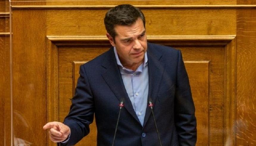 Αλ.Τσίπρας για πανδημία: Ο κ. Μητσοτάκης δεν γίνεται να προσποιείται ότι όλα βαίνουν καλώς να έρθει να δώσει απαντήσεις